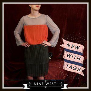 Nine West Colour-Block Dress 4